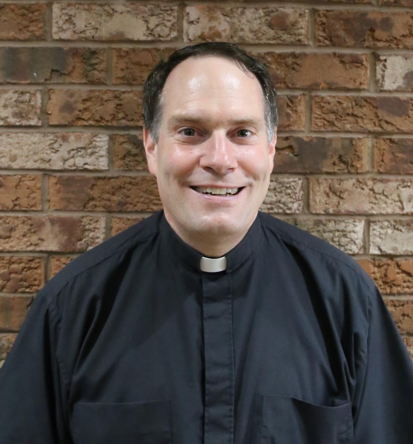 Our Pastor – Fr. Larry Parent