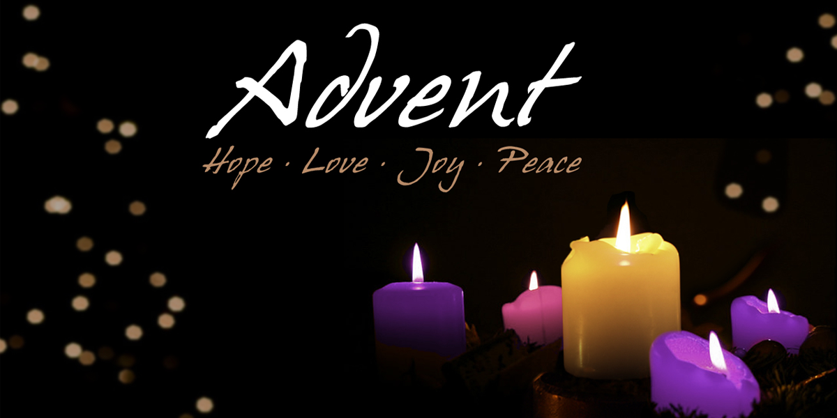 Click Here for Advent & Christmas Schedules