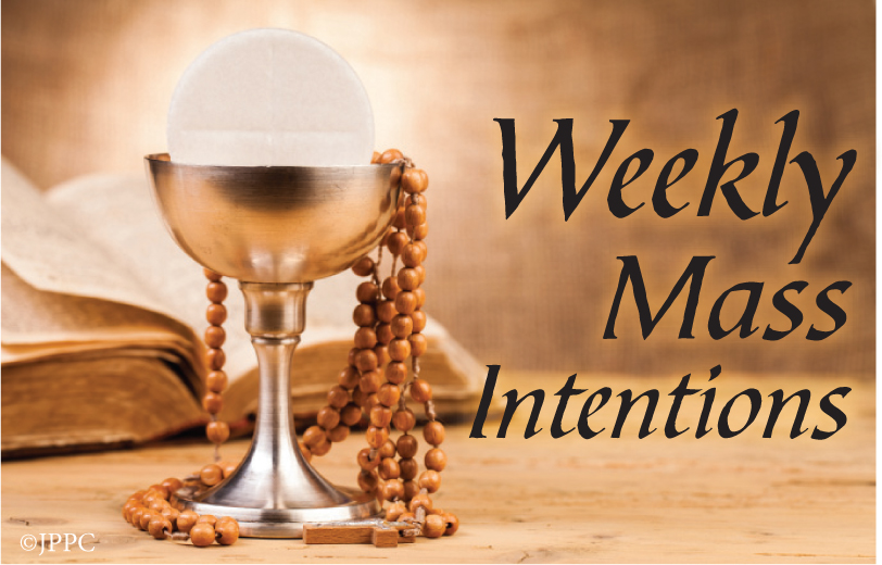Click Here For This Week's Intentions